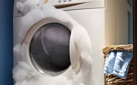 Dont over fill your Washers